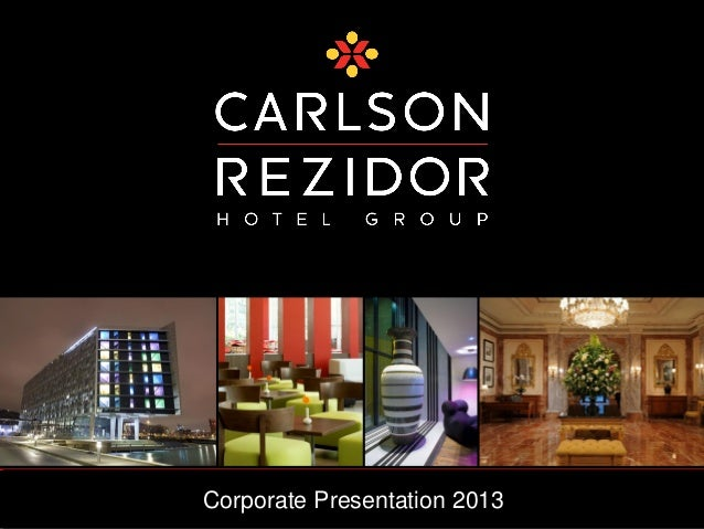 Cómo vender a corporaciones - carlson rezidor