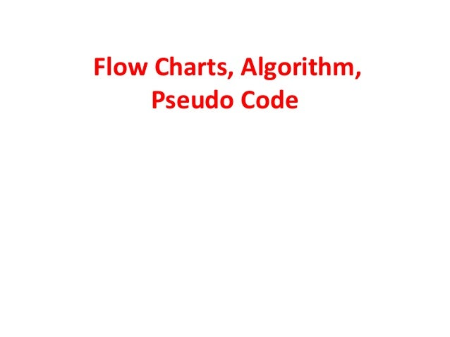 Cmp104 lec 7 algorithm and flowcharts