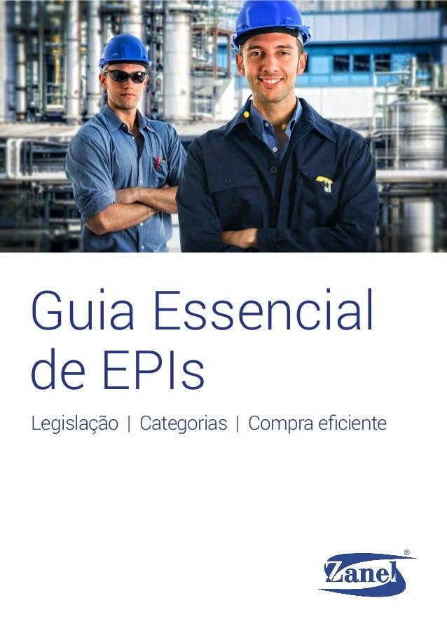 Legislação | Categorias | Compra eficiente Guia Essencial de EPIs