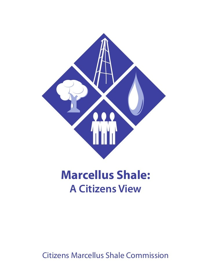 Citizens Marcellus Shale Commission Final Report