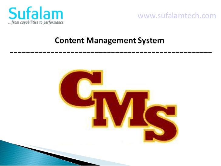 CMS Development, CMS Developer India