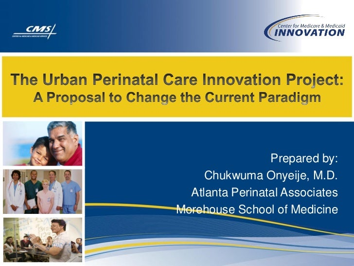 CMS Health Care Innovation Challenge Grant - Preliminary Proposal