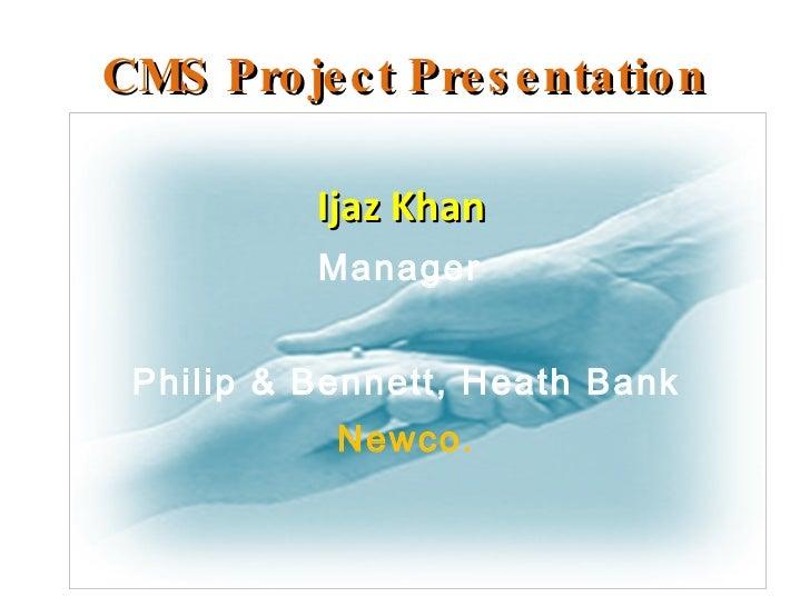 Heath Bank Project