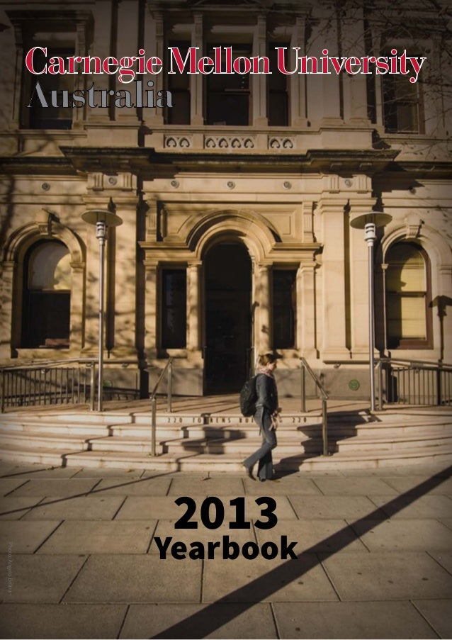 CMU Adelaide Yearbook 2013