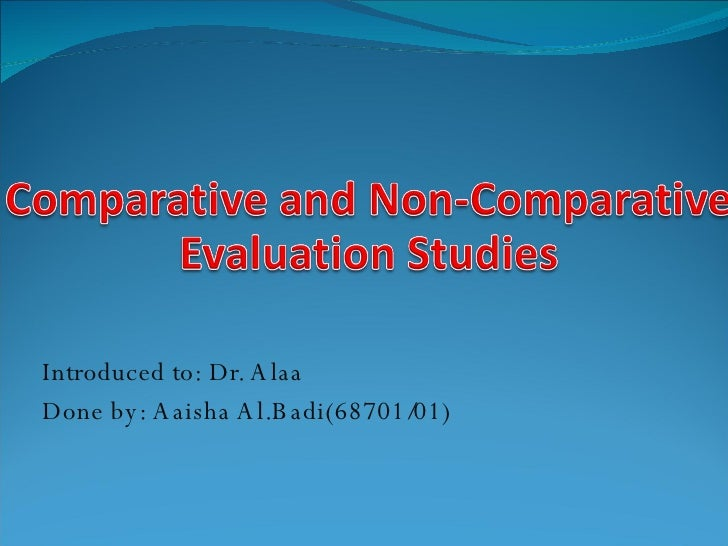 Introduced to: Dr. Alaa Done by: Aaisha Al.Badi(68701/01)