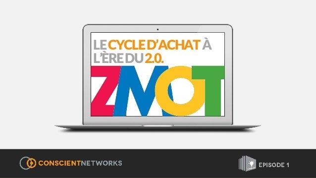 LECYCLE D'ACHAT À L'ÈRE DU 2.0.