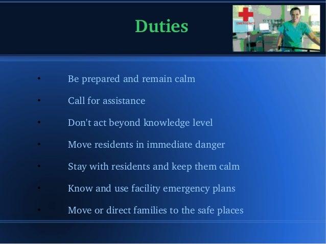 cna duties
