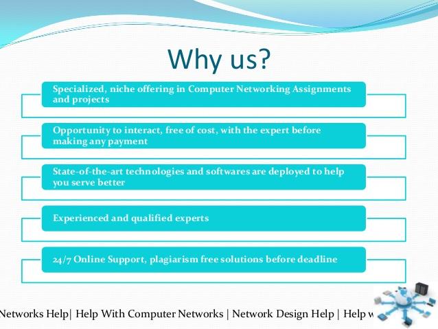 Computer Networking Assignment Help, Homework Help