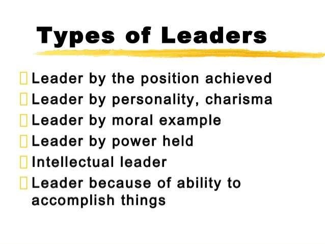 characteristics traits of a charismatic leadership