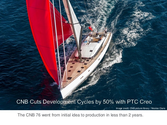 CNB Cuts Development Cycles by 50% with PTC Creo