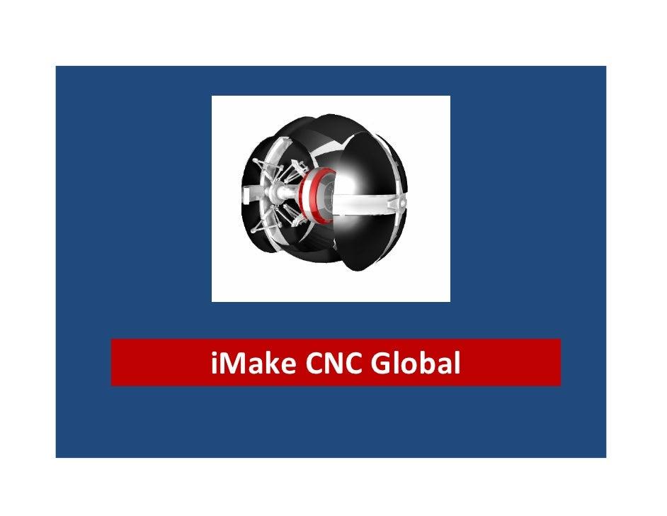 iMake CNC Global