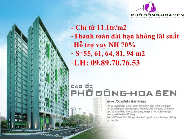 Căn hộ phố đông 653 trcăn mở bán đợt cuối bàn giao nhà 0989707653