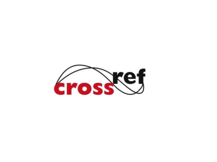 CrossRef Presentation at CNKI August 2012