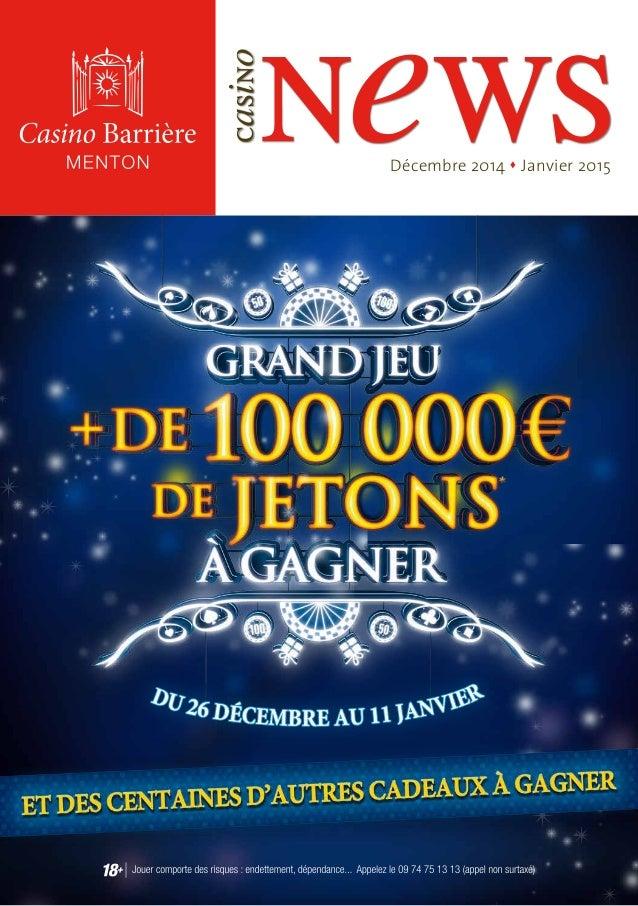 news  casino  Décembre 2014 s Janvier 2015