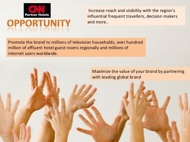 CNN Partner hotel marketing