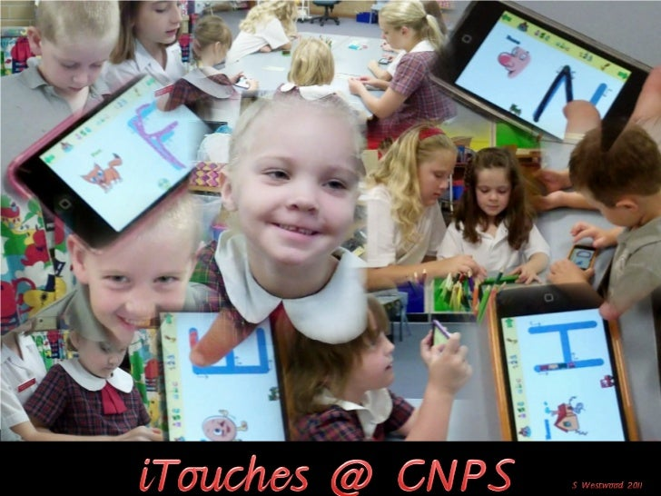Cnps itouch