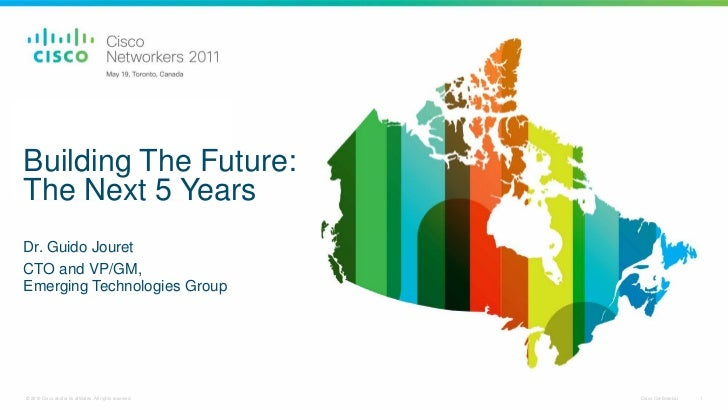 Building the Future with Technology: The Next Five Years