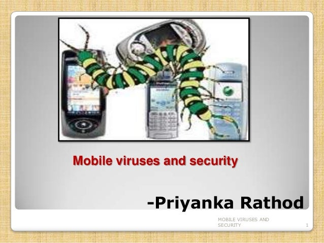 cell phone viruses and security