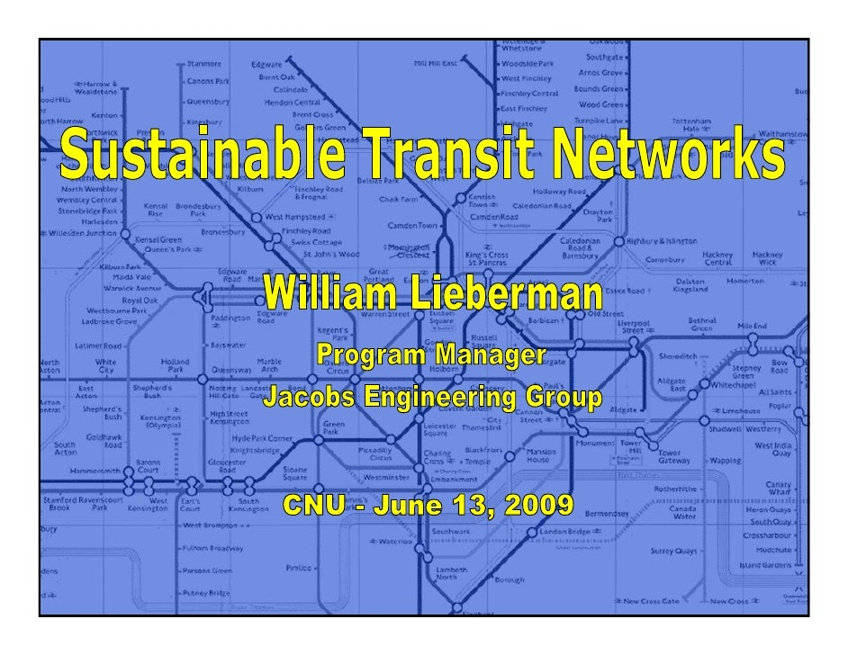 What we'll cover      • Types of transit networks and their      attributes    • Transit networks and placemaking    • Int...