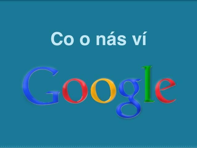 Co o nas vi google