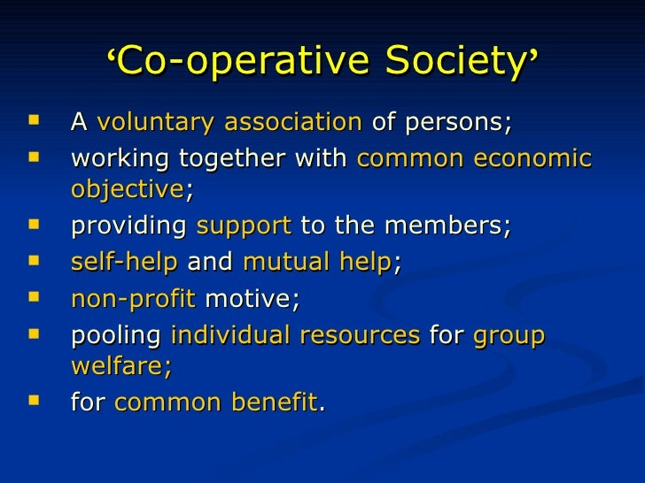 co operative society The co-operative used a good proportion of their share of the profits in their education department, designating £3512 6s 10d, for the use of the doncaster.