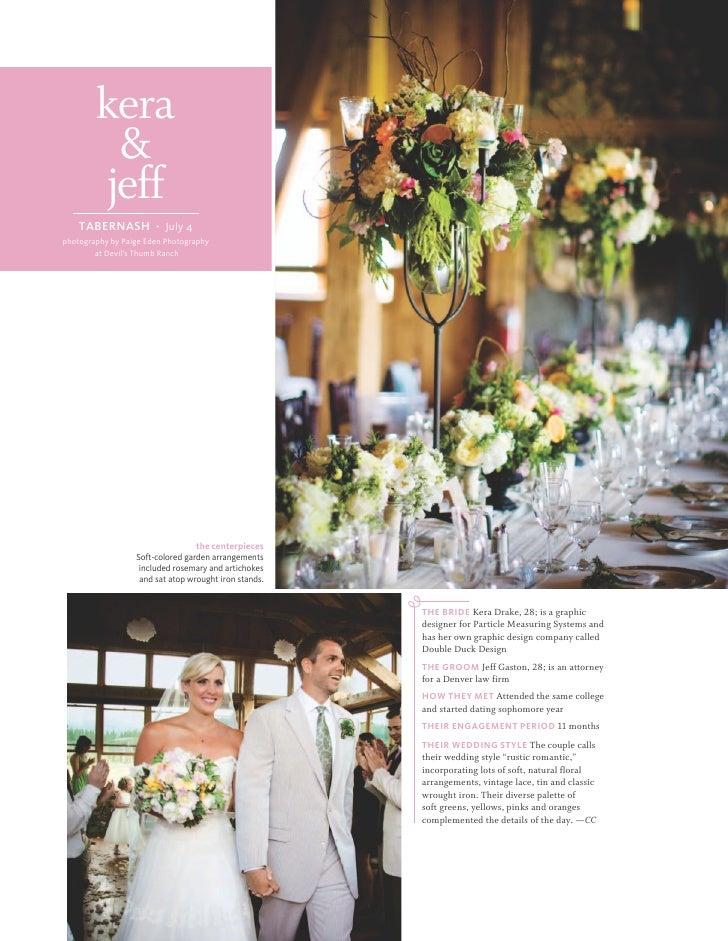 Kera and Jeff\'s Wedding