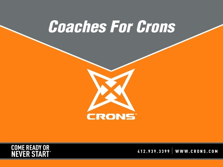 Crons For Coaches