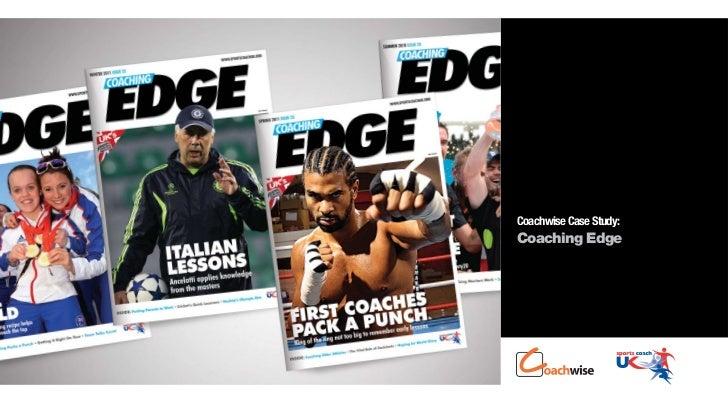 Coachwise Case Study:Coaching Edge