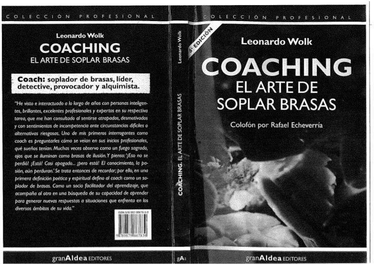 Coaching   el arte de soplar las brasas