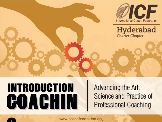 INTRODUCTIONINTRODUCTION TOTO Advancing the Art,Advancing the Art, Science and Practice ofScience and Practice of Professi...