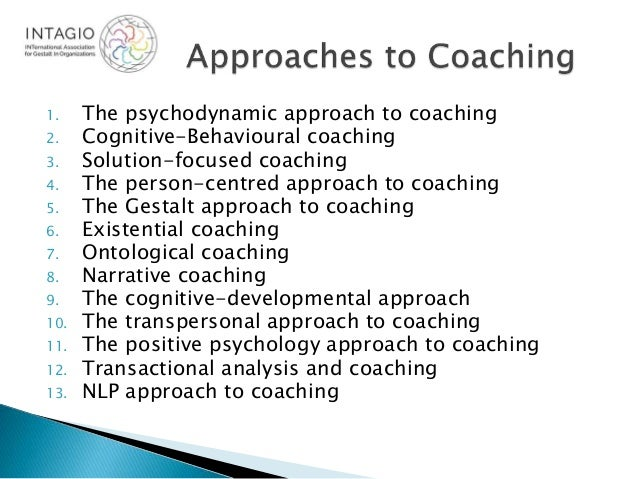cognitive coaching a new approach to Cognitive coaching helps us to better help those we mentor  our new crystalgraphics chart and diagram slides for powerpoint is a collection of over 1000 .