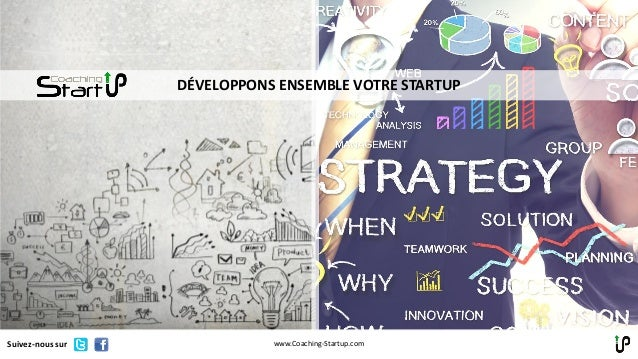 www.Coaching-Startup.comSuivez-nous sur DÉVELOPPONS ENSEMBLE VOTRE STARTUP