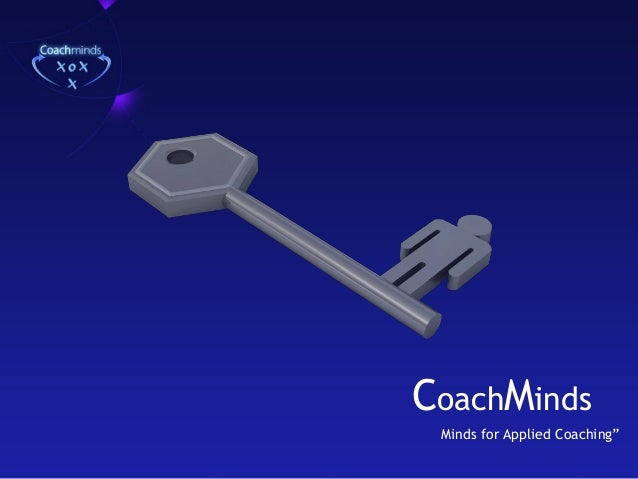 CoachMinds Minds for Applied Coaching""