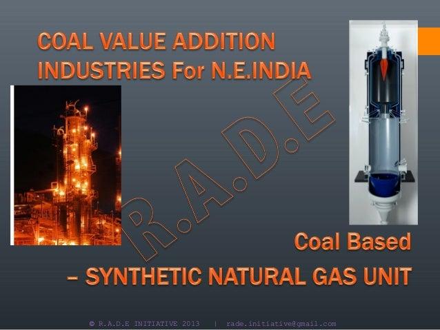 Coal Syngas