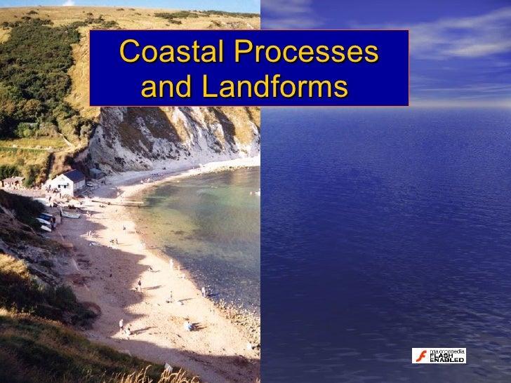 Coastal Processes Good