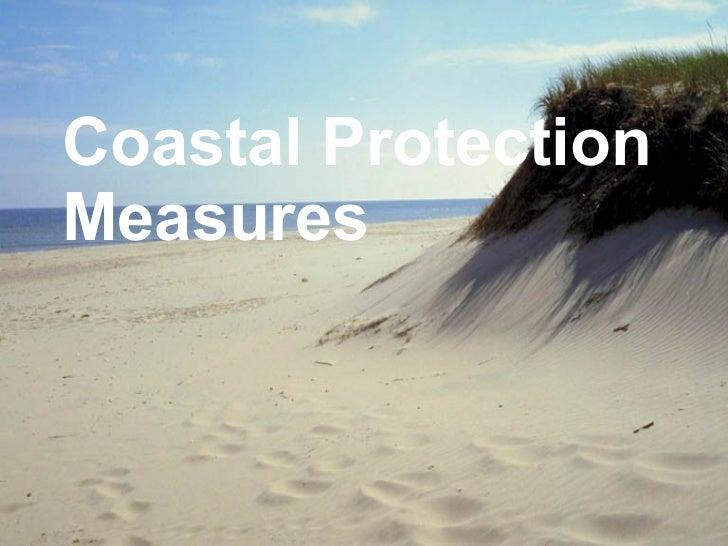 Coastal Protection Measures