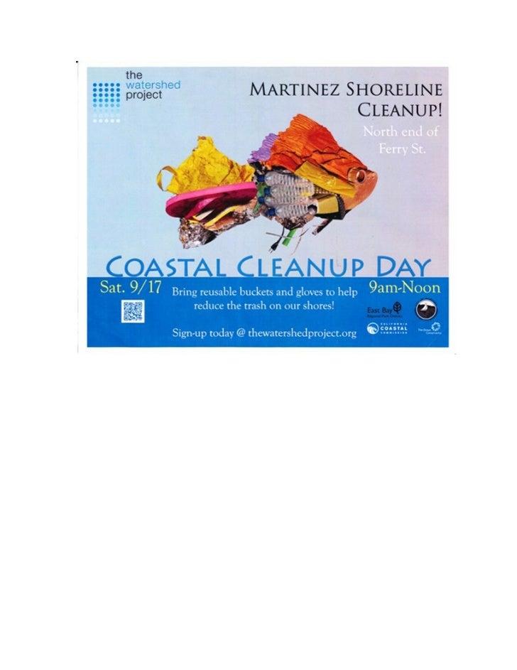 Coastal cleanup[1]