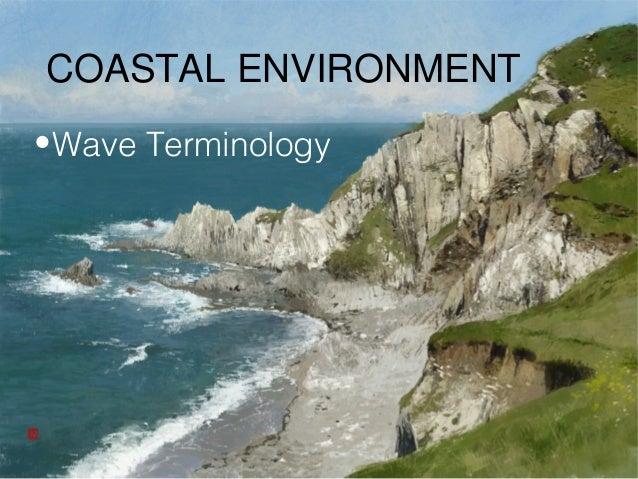 Coastal terminology  lesson 1