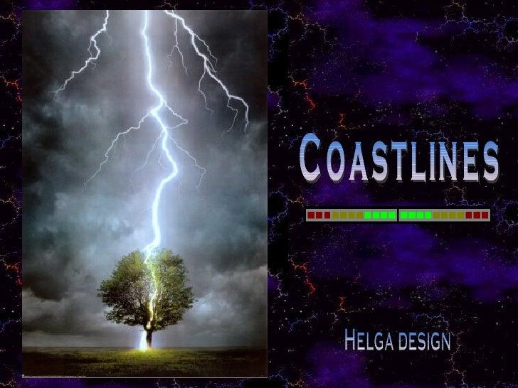 Coastlines Helga design