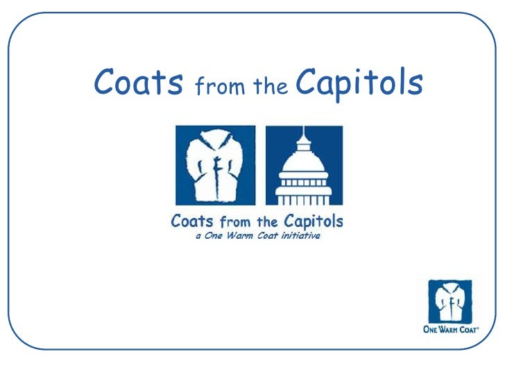 Coats from the Capitols