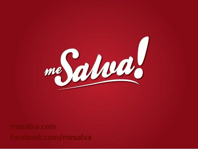 mesalva.com facebook.com/mesalva