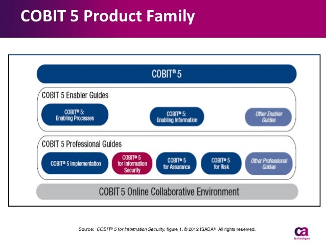 COBIT Overview  Information Technology  Information Security