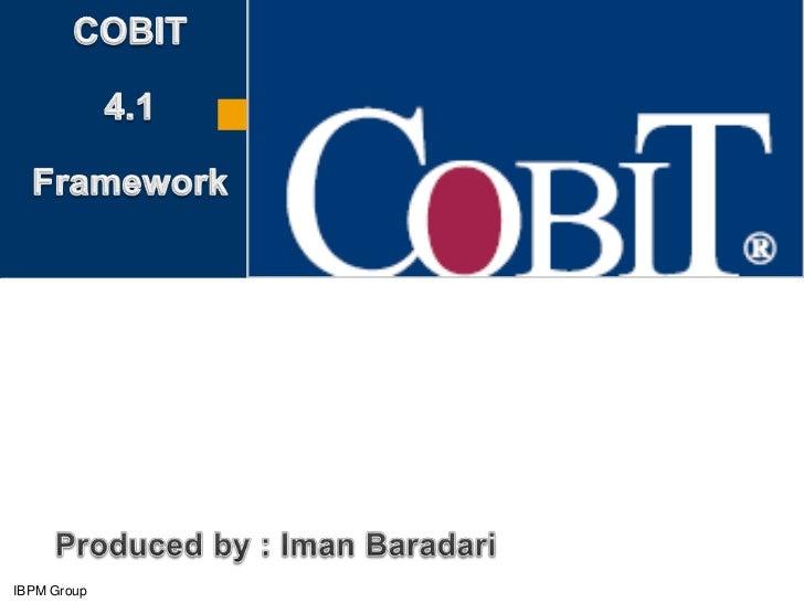 Cobit Training course