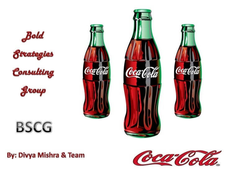 pricing strategy of coca cola Coca-cola used seven key design and marketing strategies, which made it as recognizable in the streets of shanghai as in its hometown of atlanta by the 1920s, says coca-cola vp of innovation and.