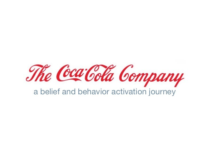 Coca-Cola Company (A), The