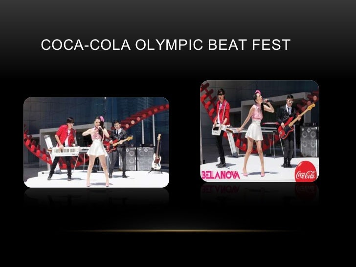 COCA-COLA OLYMPIC BEAT FEST