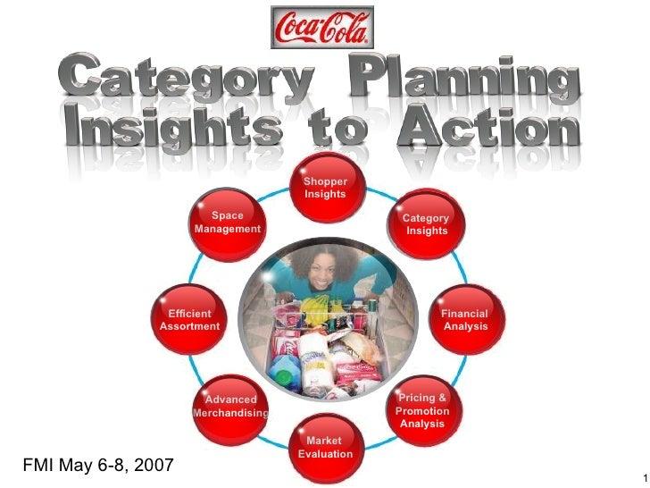 action plans for coca cola Coca-cola owns four of the world's top five nonalcoholic sparkling beverage brands including coca-cola,  strategic management case study coca-cola co.