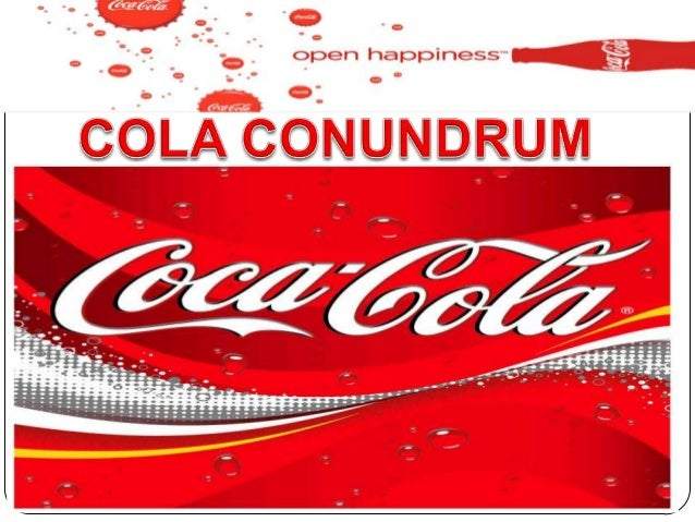 COCA-COLA'S HISTORY Coca cola was concocted by pharmacist John Pemberton and was first  introduced as a health tonic in A...
