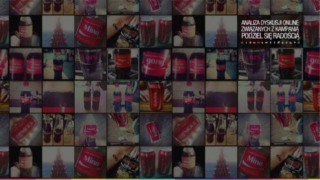 Coca Cola   badanie kampanii z etykietami