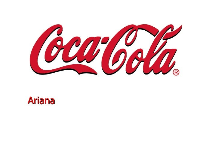 Coca cola ariana